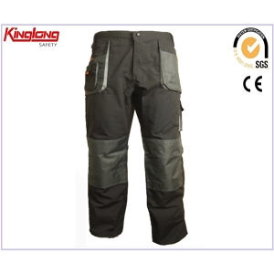 China China Manufacture Knee Pad Cargo Pants with Multipocket for Men factory