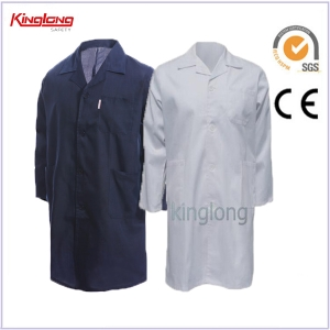 China China Wholesale Polycotton Lab Coat,Hospital Unform for Men with Cheap Price factory