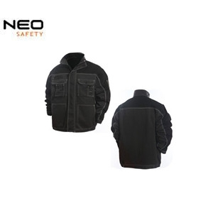 China Custom Made Working Clothes Canvas workwear Jacket with Long Sleeve factory
