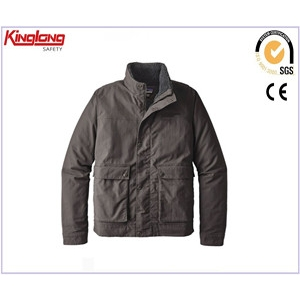 China High quality winter jacket  boling suit safety working jacket for man factory