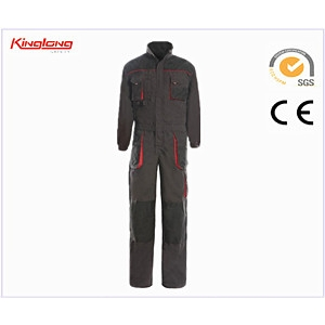 China Mining Outdoor Protective Safety Work Clothing Coveralls Overall Design factory