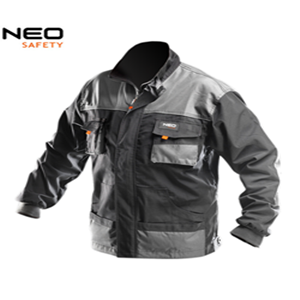 China New Fashion Canvas Work Jacket With Strong Pockets factory