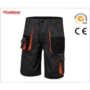 China Summer latest men's breathable shorts work trousers factory